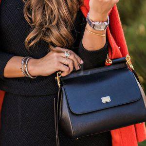 Replica Dolce & Gabbana Sicily Black