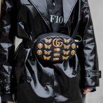 Replica Gucci Marmont Animal Studs Belt Bag