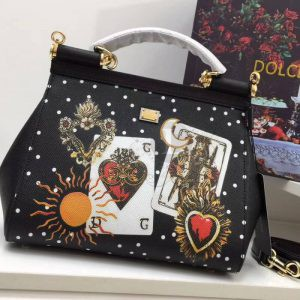 Replica Dolce & Gabbana Sicily Cards Print