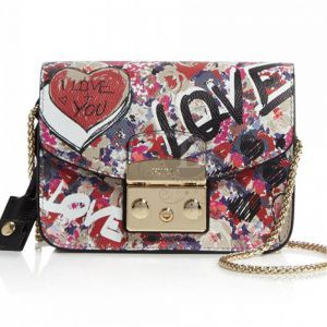 Replica Metropolis Graffiti Mini Crossbody