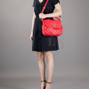 Replica Marc by Marc Jacobs Classic Q Lil Ukita Red
