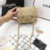 Replica Chanel Mini Flap Beige