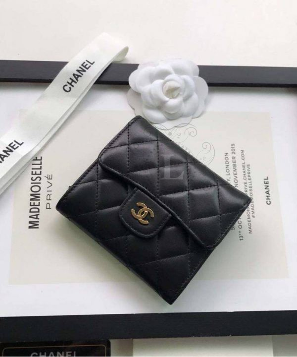 Replica Chanel Classic Small Flap Wallet