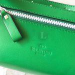 Replica Valentino Rockstud Spike Belt Bag Green
