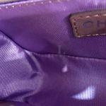 Replica Chanel Chevron Boy Lavender Bag