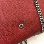 Replica Gucci Dionysus Mini Chain Bag Red