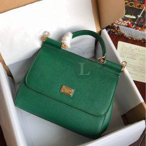 Replica Dolce & Gabbana Sicily Dark Green