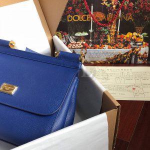 Replica Dolce & Gabbana Sicily Dark Blue