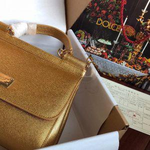 Replica Dolce & Gabbana Sicily Gold