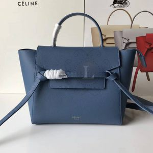 Replica Celine Belt Bag Blue
