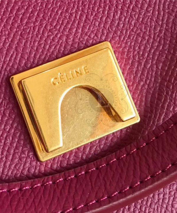 Replica Celine Belt Bag Fuchsia