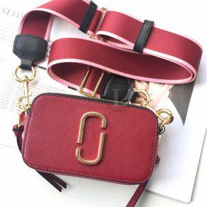 Replica Marc Jacobs Snapshot Bag Red Multi