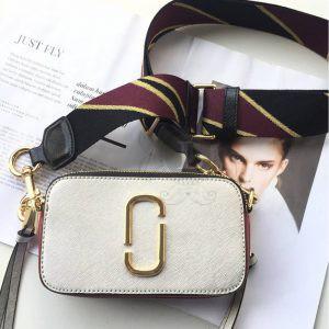 Replica Marc Jacobs Snapshot Bag Silver Multi