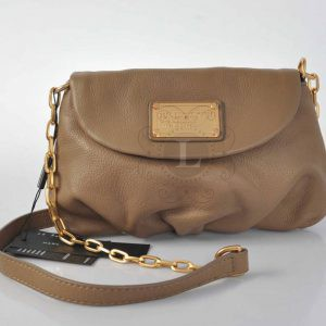 Replica Marc By Marc Jacobs Classic Q Karlie Bag Coffee
