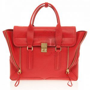 Replica 3.1 Phillip Lim Large Pashli Red