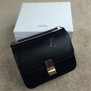 Replica Celine Classic Box Shoulder Bag