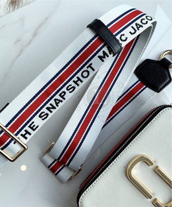 Replica Marc Jacobs Snapshot Bag Coconut Multi