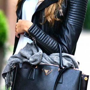 Replica Prada Saffiano Lux Tote Bag