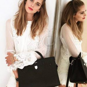 Replica Dior Diorever Black