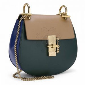 Replica Chloe Drew Mini Green
