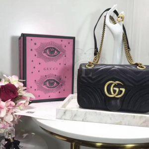 Replica Gucci GG Marmont Small Shoulder Bag