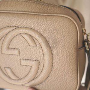 Replica Gucci Soho Disco Biege Bag