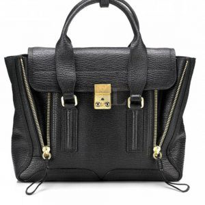 Replica 3.1 Phillip Lim Medium Pashli Black