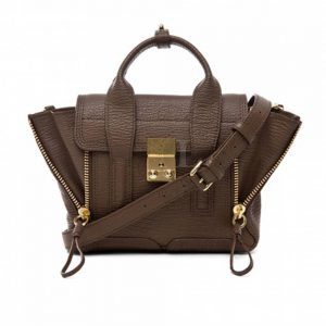 Replica 3.1 Phillip Lim Mini Pashli Brown