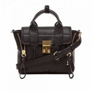 Replica 3.1 Phillip Lim Mini Pashli Black
