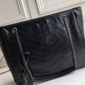 Replica YVES Saint Laurent Large Monogramme Niki Shopping Bag
