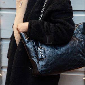 Replica YSL Large Monogramme Niki Shopping Bag