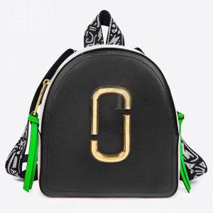 Replica Marc Jacobs Pack Shot Backpack Black