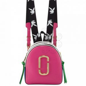 Replica Marc Jacobs Pack Shot Backpack Pink