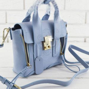 Replica 3.1 Phillip Lim Mini Pashli Light Blue
