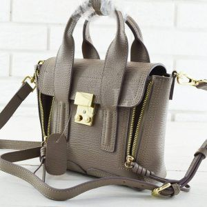 Replica 3.1 Phillip Lim Mini Pashli Coffee