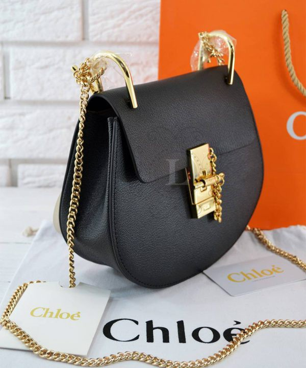 Replica Chloe Drew Mini Black