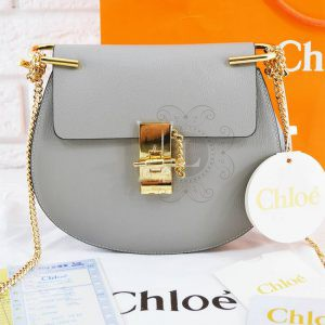 Replica Chloe Drew Mini Grey