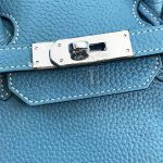 Replica Hermes Birkin Dark Blue 35 cm