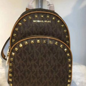 Replica Michael Kors Abbey Frame Out Stud Backpack