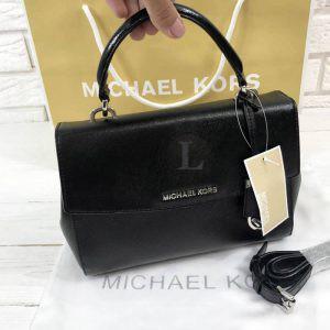 Replica Michael Kors AVA Patent Saffiano Leather
