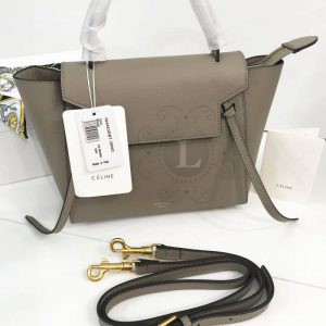 Replica Celine Belt Bag Grey