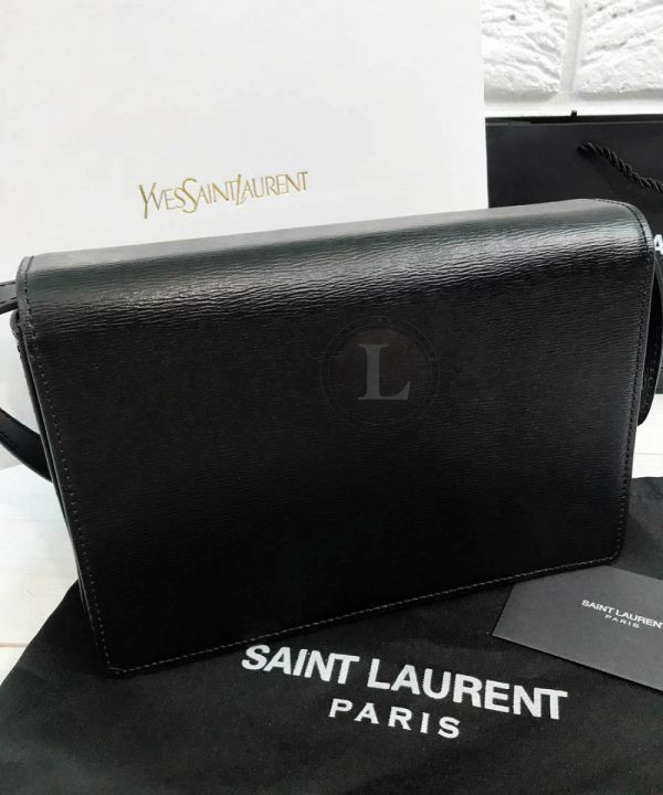Replica YSL Saint Laurent Bellechasse Black
