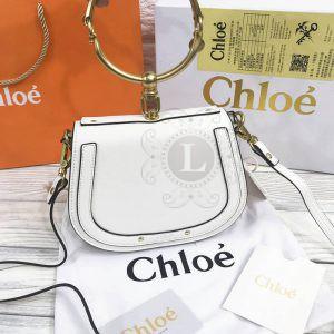 Replica Chloe Nile Bag White