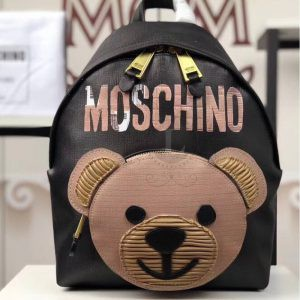 Replica Moschino Teddy Bear Backpack