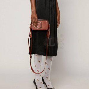 Replica Marc Jacobs The Snapshot Monochrome Bag