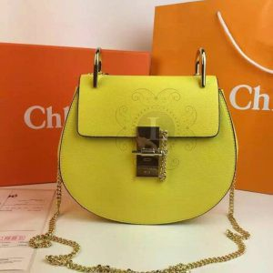 Replica Chloe Drew Mini Lemon