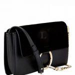 Replica Chloe Faye Cross-Body Bag Black