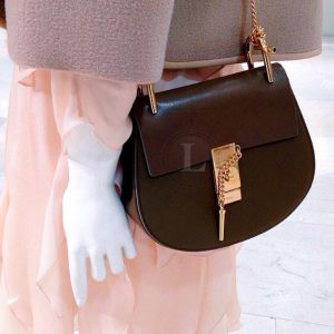 Replica Chloe Drew Mini Brown