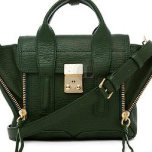 Replica 3.1 Phillip Lim Mini Pashli Green