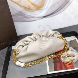 Replica Bottega Veneta The Chain Pouch Plaster